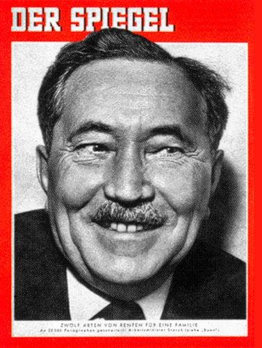 DER SPIEGEL Nr. 1, 4.1.1956 bis 10.1.1956