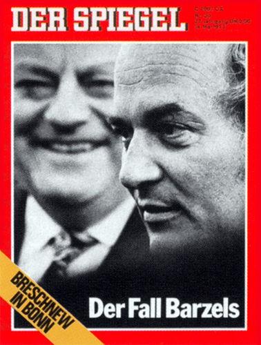 DER SPIEGEL Nr. 20, 14.5.1973 bis 20.5.1973