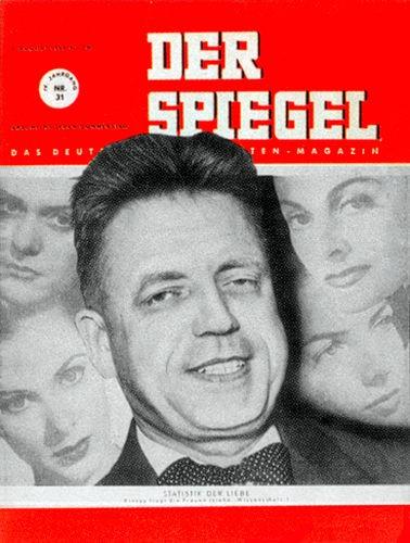 DER SPIEGEL Nr. 31, 3.8.1950 bis 9.8.1950