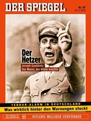 DER SPIEGEL Nr. 47, 22.11.2010 bis 28.11.2010