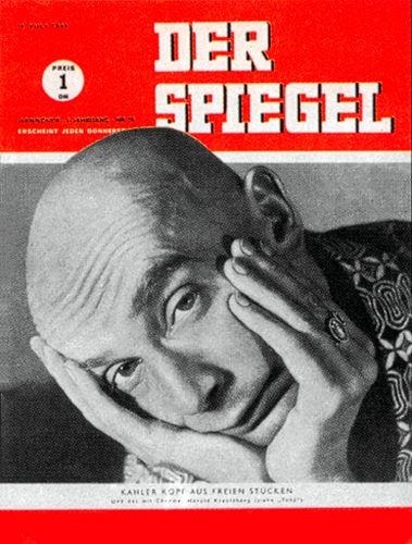 DER SPIEGEL Nr. 29, 14.7.1949 bis 20.7.1949