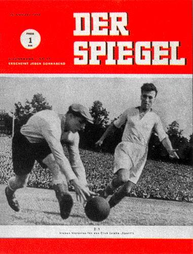 DER SPIEGEL Nr. 33, 14.8.1948 bis 20.8.1948