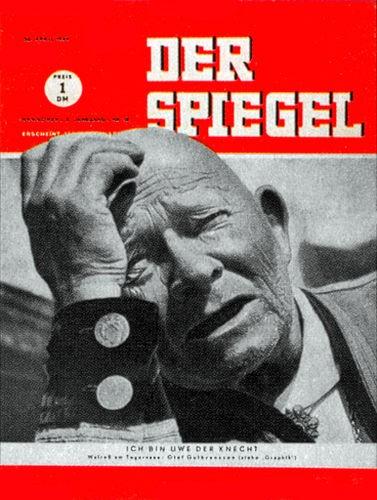 DER SPIEGEL Nr. 18, 30.4.1949 bis 6.5.1949