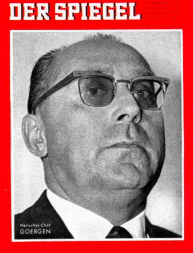 DER SPIEGEL Nr. 47, 15.11.1961 bis 21.11.1961