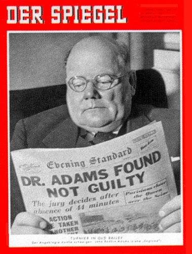 DER SPIEGEL Nr. 17, 24.4.1957 bis 30.4.1957