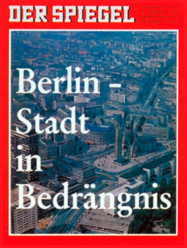 DER SPIEGEL Nr. 42, 9.10.1967 bis 15.10.1967