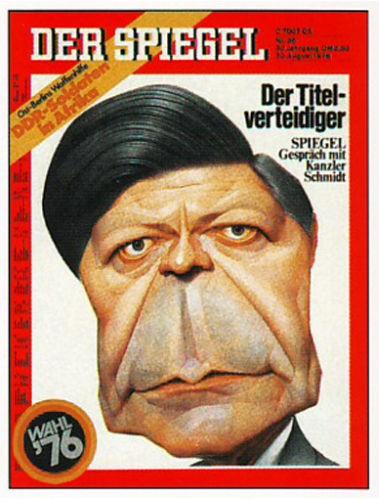 DER SPIEGEL Nr. 36, 30.8.1976 bis 5.9.1976