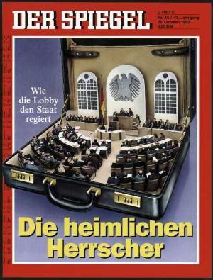 DER SPIEGEL Nr. 43, 25.10.1993 bis 31.10.1993