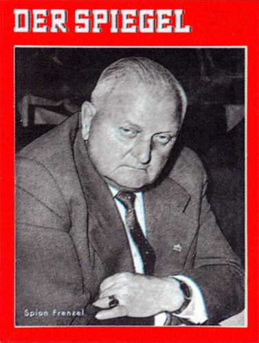 DER SPIEGEL Nr. 46, 9.11.1960 bis 15.11.1960
