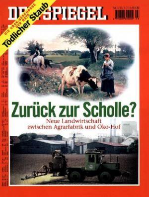 DER SPIEGEL Nr. 3, 15.1.2001 bis 21.1.2001
