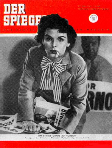 DER SPIEGEL Nr. 30, 25.7.1951 bis 31.7.1951