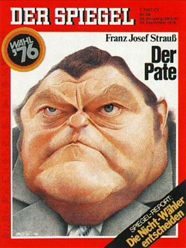 DER SPIEGEL Nr. 39, 20.9.1976 bis 26.9.1976