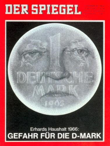 DER SPIEGEL Nr. 47, 17.11.1965 bis 23.11.1965
