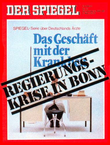 M rz der spiegel 1972 der spiegel 1970 1979 for Zeitung spiegel