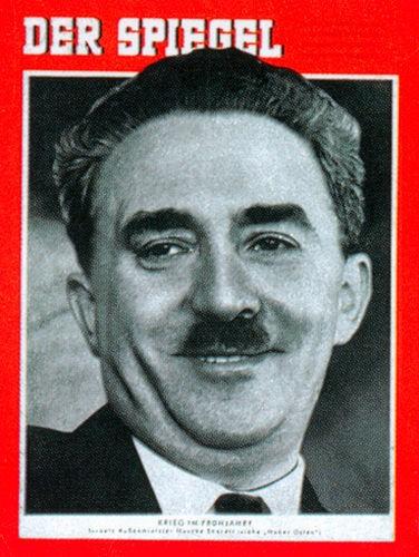 DER SPIEGEL Nr. 50, 7.12.1955 bis 13.12.1955