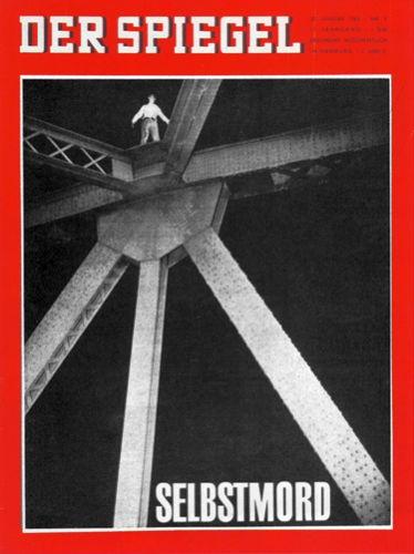 DER SPIEGEL Nr. 5, 30.1.1963 bis 5.2.1963