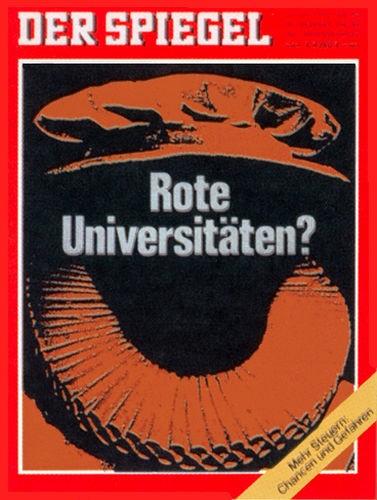 DER SPIEGEL 29/1970 vom 13.7.1970 bis 19.7.1970