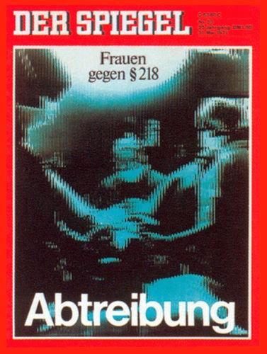 DER SPIEGEL Nr. 23, 31.5.1971 bis 6.6.1971