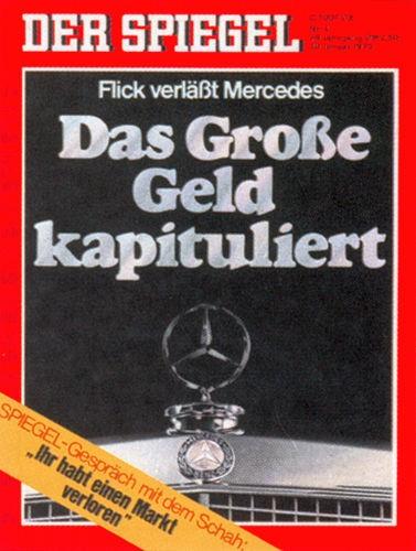 DER SPIEGEL Nr. 4, 20.1.1975 bis 26.1.1975