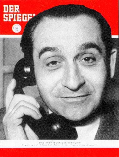 DER SPIEGEL Nr. 29, 14.7.1954 bis 20.7.1954
