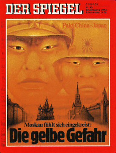 DER SPIEGEL Nr. 45, 6.11.1978 bis 12.11.1978