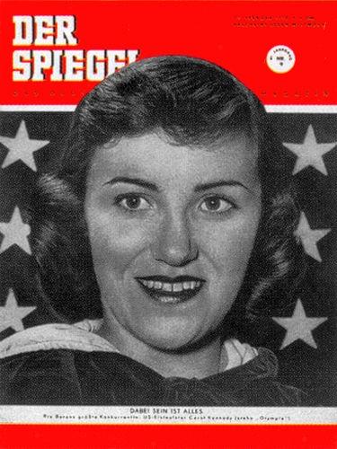 Carol Kennedy, Geburtstag 27.2.1952, 28.2.1952, 29.2.1952, 1.3.1952, 2.3.1952, 3.3.1952, 4.3.1952