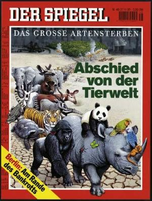 DER SPIEGEL Nr. 48, 27.11.1995 bis 3.12.1995