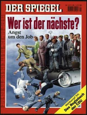 DER SPIEGEL Nr. 5, 31.1.1994 bis 6.2.1994