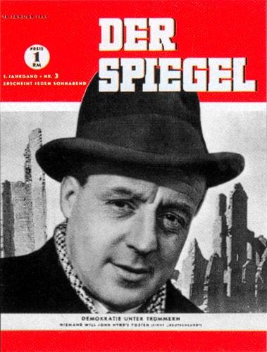 DER SPIEGEL Nr. 3, 18.1.1947 bis 24.1.1947