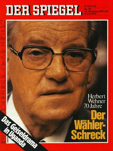 DER SPIEGEL Nr. 28, 5.7.1976 bis 11.7.1976