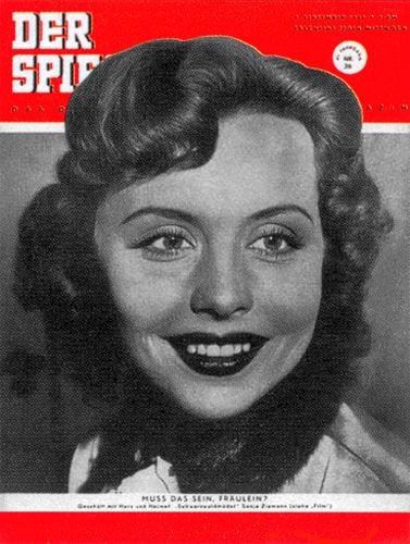 DER SPIEGEL Nr. 36, 3.9.1952 bis 9.9.1952