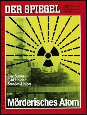 DER SPIEGEL Nr. 19, 5.5.1986 bis 11.5.1986