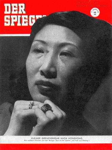 DER SPIEGEL Nr. 22, 30.5.1951 bis 5.6.1951