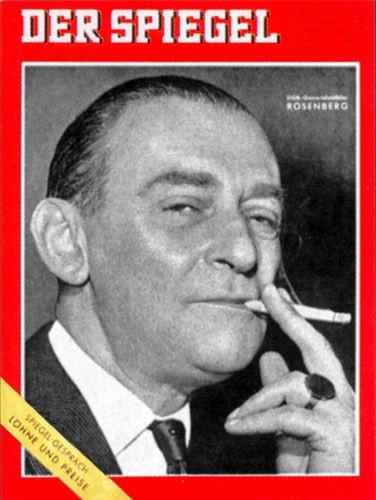 DER SPIEGEL Nr. 18, 2.5.1962 bis 8.5.1962