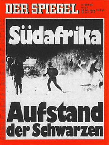 DER SPIEGEL Nr. 27, 28.6.1976 bis 4.7.1976
