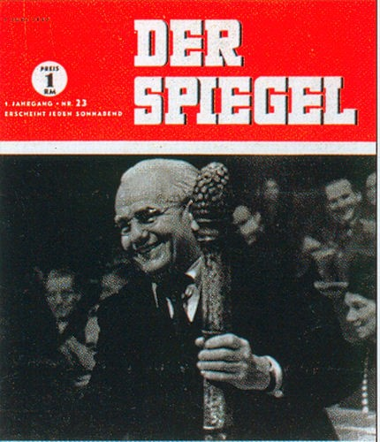 DER SPIEGEL Nr. 23, 7.6.1947 bis 13.6.1947