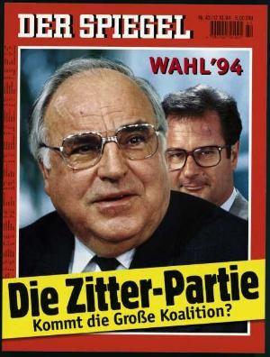 DER SPIEGEL Nr. 42, 17.10.1994 bis 23.10.1994