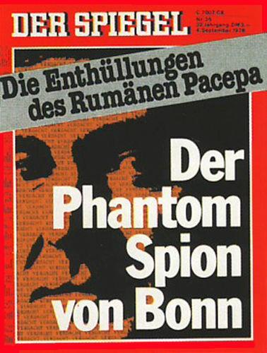 DER SPIEGEL Nr. 36, 4.9.1978 bis 10.9.1978