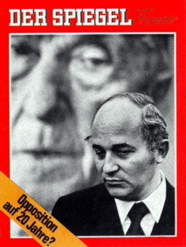DER SPIEGEL Nr. 49, 27.11.1972 bis 3.12.1972