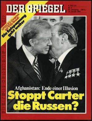 Stoppt Carter die Russen?