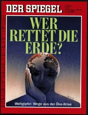 DER SPIEGEL Nr. 29, 17.7.1989 bis 23.7.1989