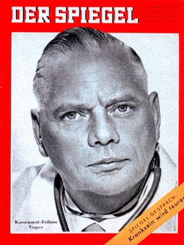 DER SPIEGEL Nr. 6, 3.2.1960 bis 9.2.1960