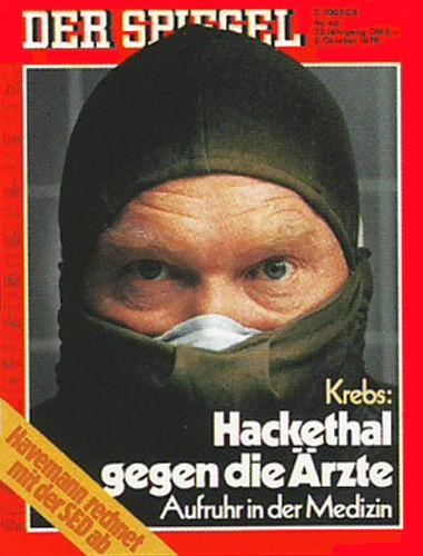 DER SPIEGEL Nr. 40, 2.10.1978 bis 8.10.1978