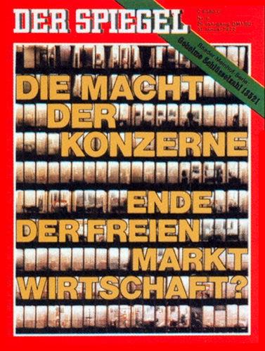 DER SPIEGEL Nr. 6, 31.1.1972 bis 6.2.1972