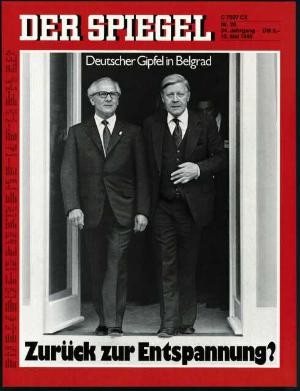 DER SPIEGEL Nr. 20, 12.5.1980 bis 18.5.1980