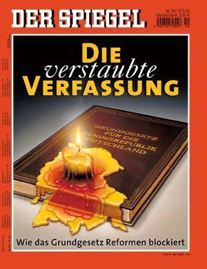 DER SPIEGEL Nr. 20, 12.5.2003 bis 18.5.2003