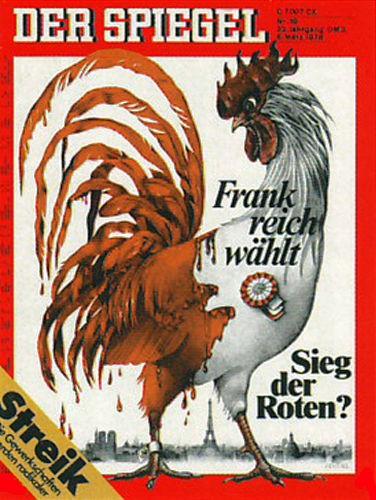 DER SPIEGEL Nr. 10, 6.3.1978 bis 12.3.1978