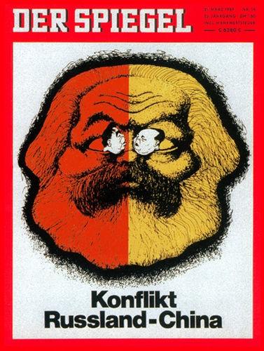 DER SPIEGEL Nr. 14, 31.3.1969 bis 6.4.1969