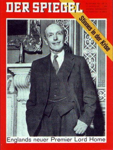 DER SPIEGEL Nr. 44, 30.10.1963 bis 5.11.1963