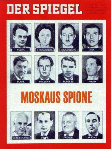 DER SPIEGEL Nr. 29, 17.7.1963 bis 23.7.1963